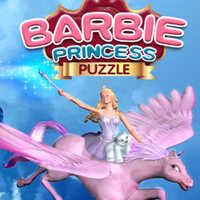 Barbie: Princess Puzzle